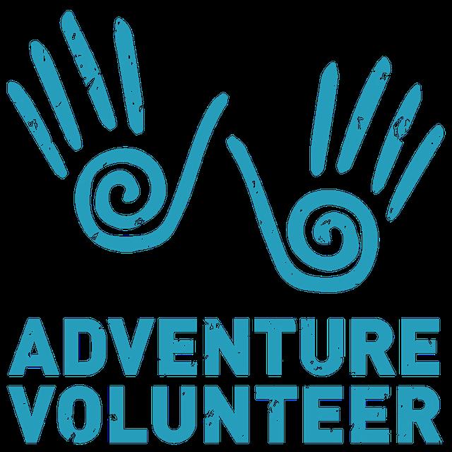 Logo Adventure Volunteer